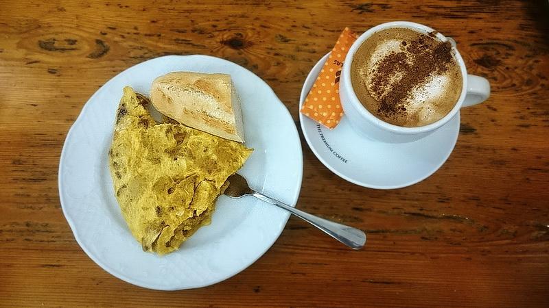 "My morning ""coffee""."
