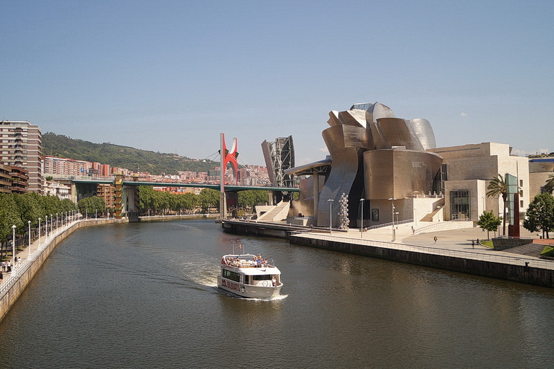 By some, the museum is considered to be the most interesting and remarkable from the outside.