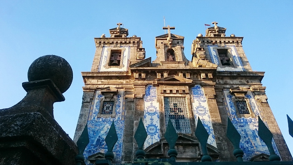 Church of Santo Ildefonso.
