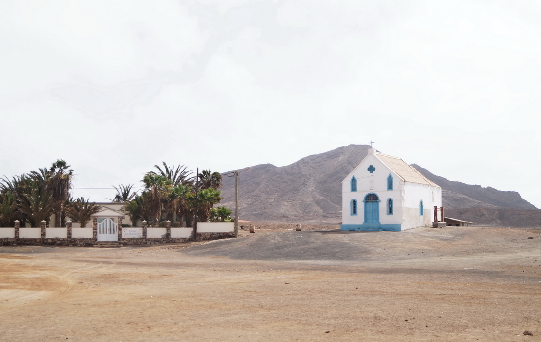 The village chapel.